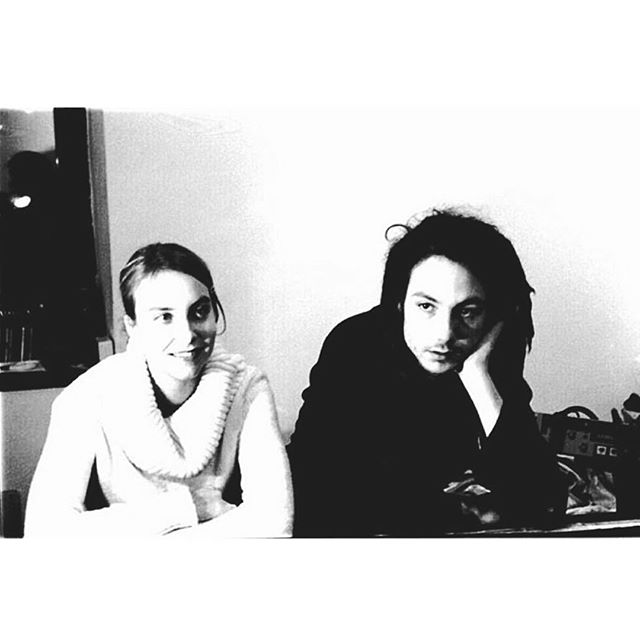 Photo from Many Moons ago ✨ During a break from recording (our debut album). 1999-00ish most probably ---------------------------------------------------- #juneandnovas #moonbabies #dreampop #sweden #cd #indie  #electronica #dance #inlove #glitch  #europe  #life #design #shoegaze #music #vintage #lofi #indiepop #songwriter #bands #record #lovemusic #33rpm #nowspinning