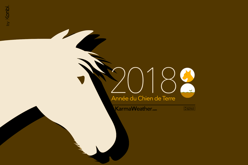 Cheval 2018