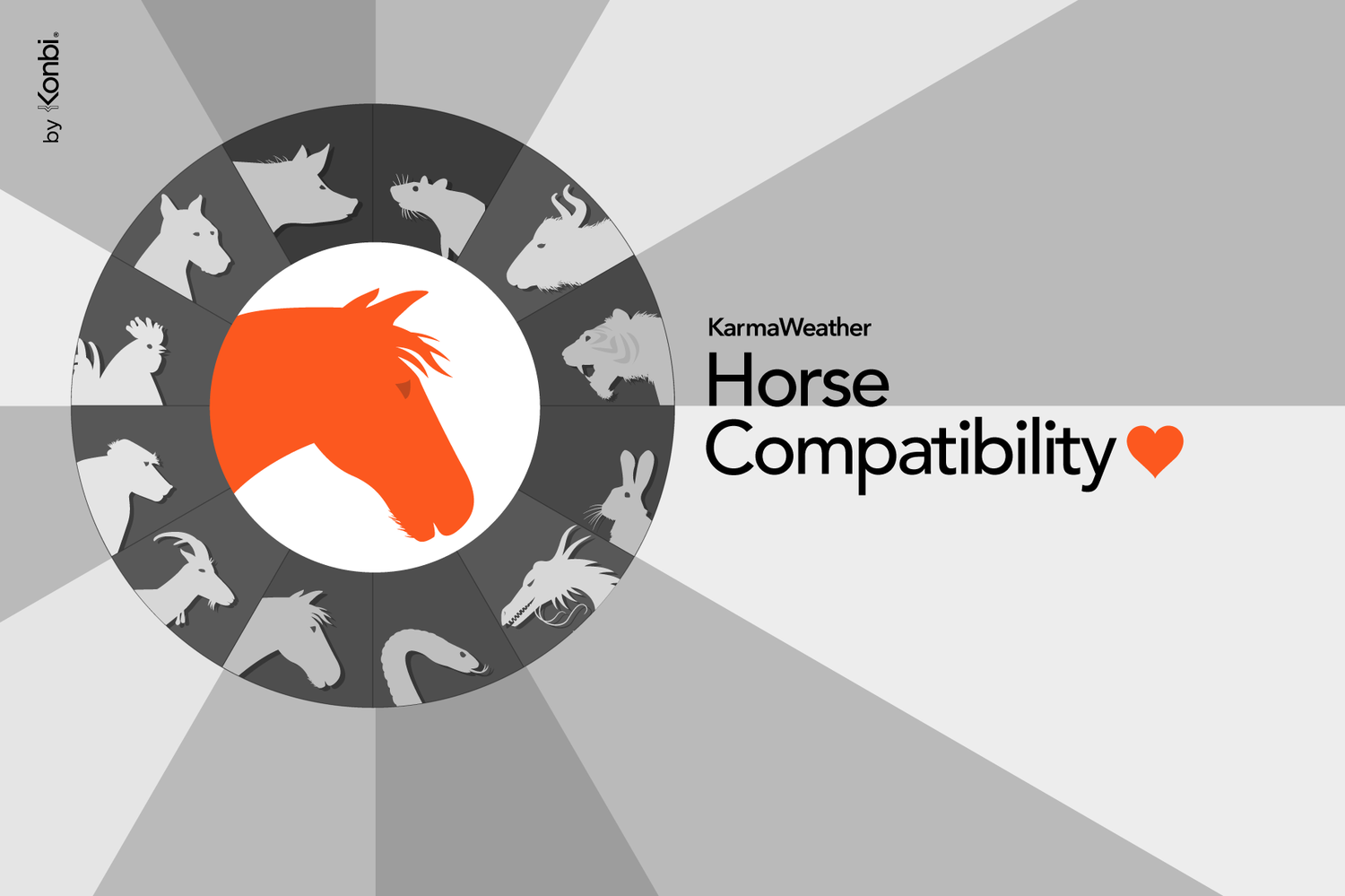 Horse Compatibility With The 12 Chinese Zodiac Signs