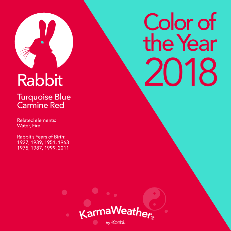 Rabbit Colors 2018