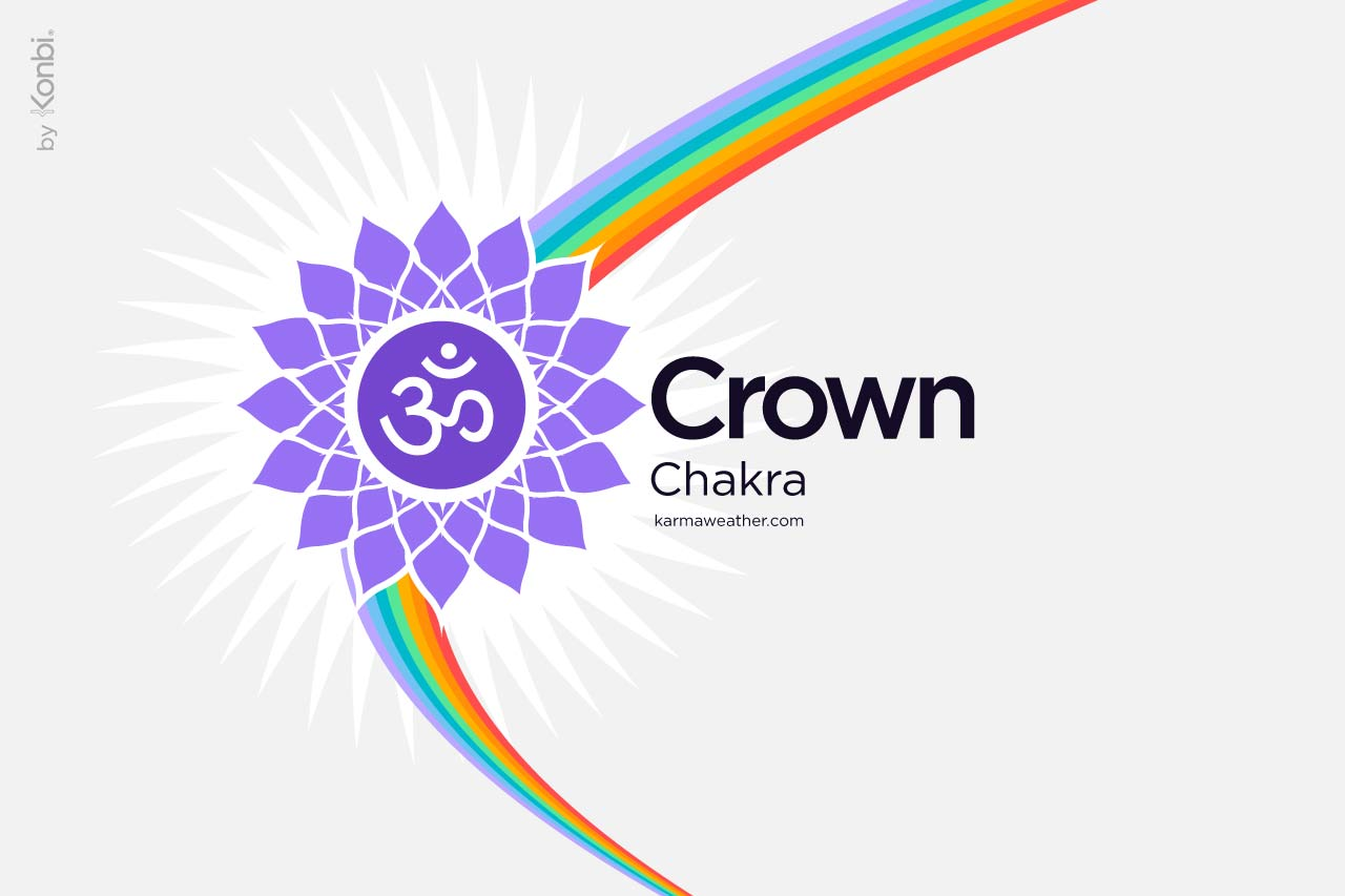 Crown Chakra Meaning Color Healing Meditation