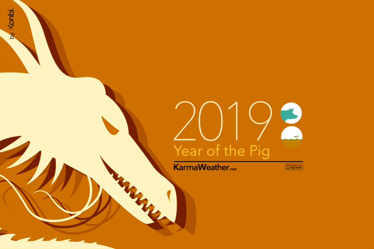 Dragon 2019 Chinese Horoscope - Year of the Dragon's 2019