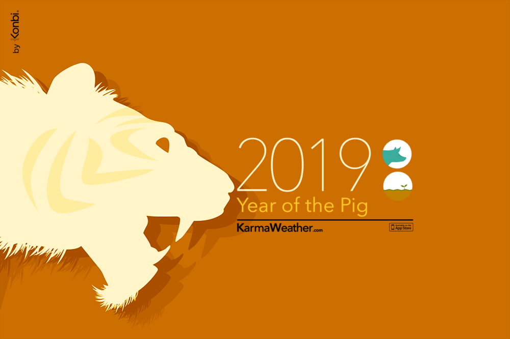 What are the characteristics of the Pig in the Chinese zodiac?