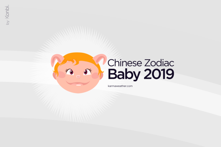 Chinese zodiac 2019 baby - Top baby names, Horoscope
