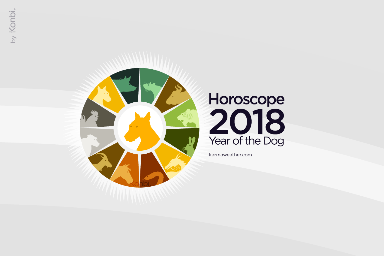 Chinese Horoscope 2018 Year Of The Earth Dog