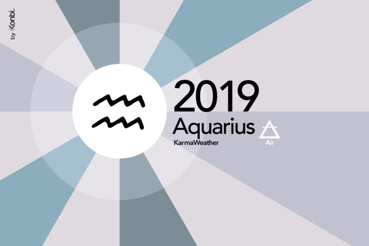 Aquarius 2019 Horoscope - Love, career, education