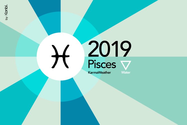 Pisces 2019 Horoscope - Love, career, education