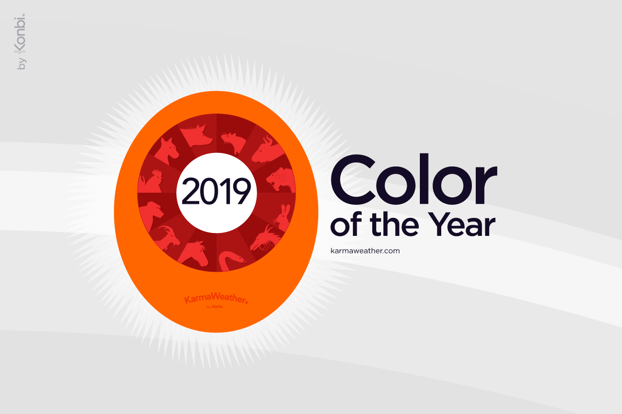 color of the year 2019 feng shui lucky