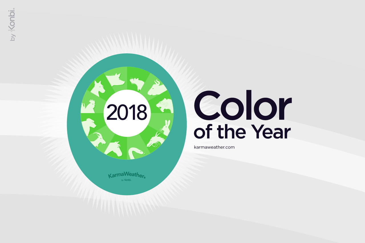 Feng Shui 2018 - Lucky colors for 2018, Year of the Dog