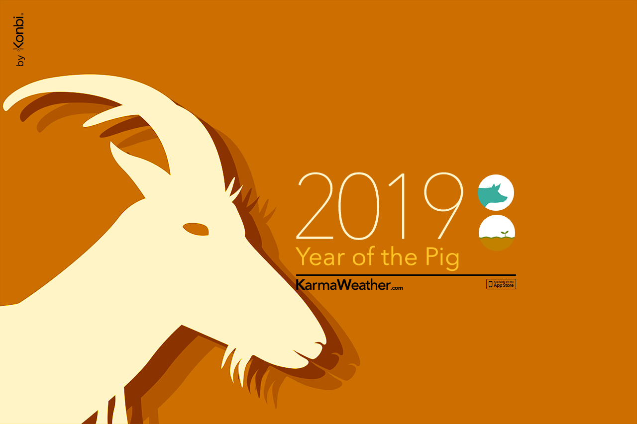 Goat 2019 Chinese Horoscope - Year of the Goat's 2019 predictions