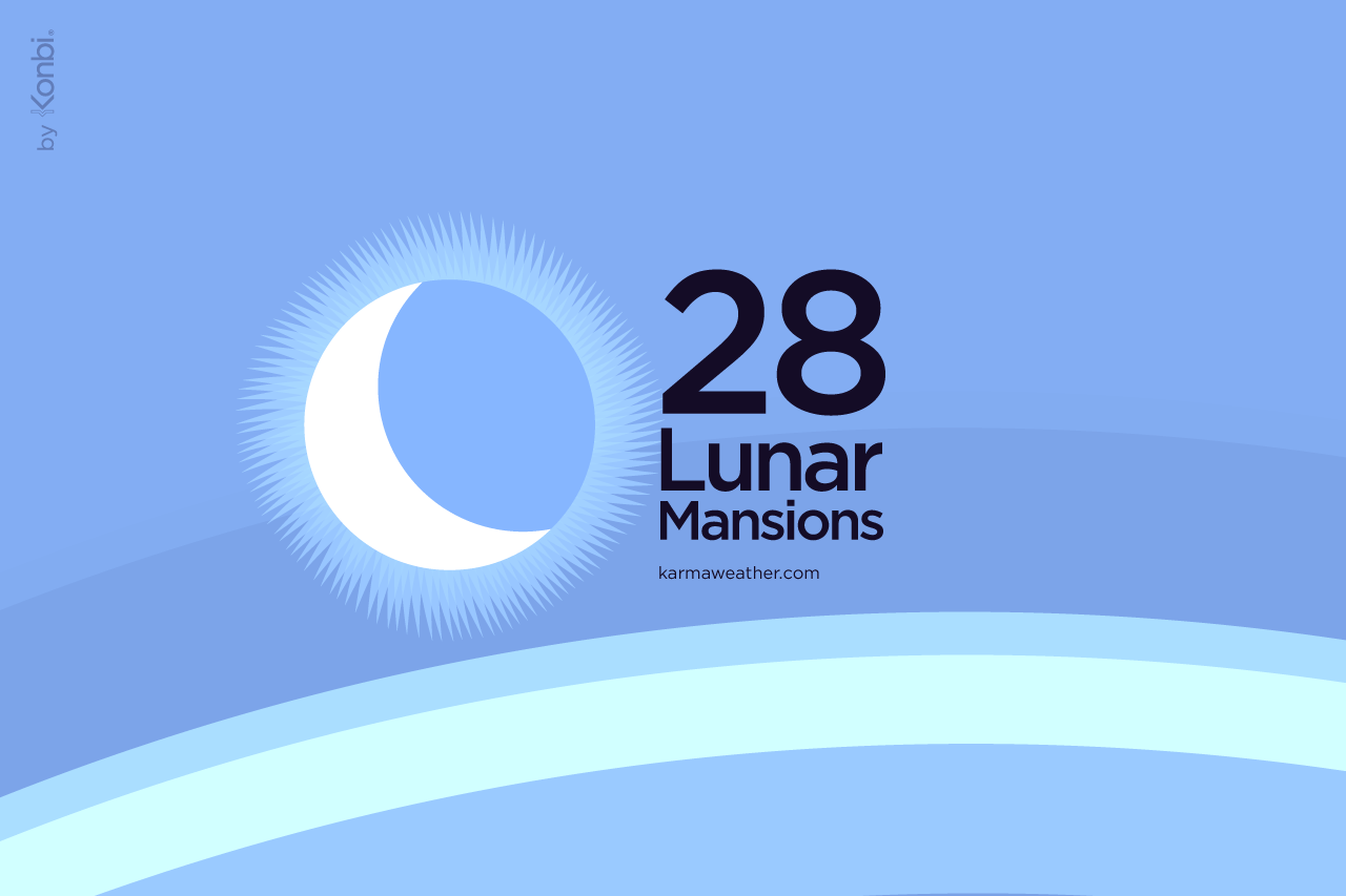28 mansions of the Lunar calendar - Chinese astrology history