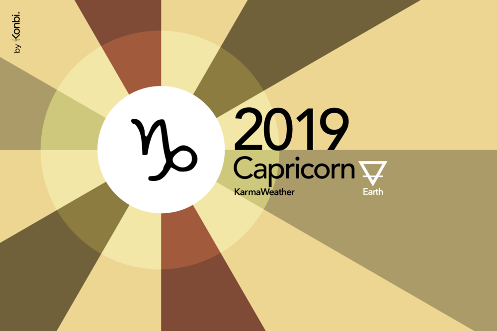 Capricorn zodiac sign monthly horoscope predictions 2019