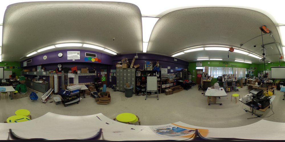 Ronald McNair Makerspace
