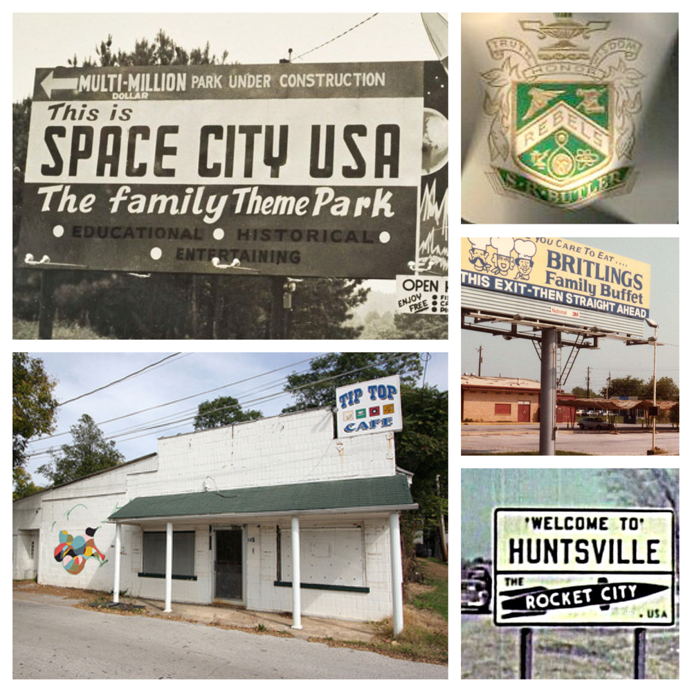 T shirt design huntsville al - Rocket City Brand A Vintage Style Graphic T Shirt Venture With Designs Inspired By Timeless Landmarks In The History Of Huntsville Alabama