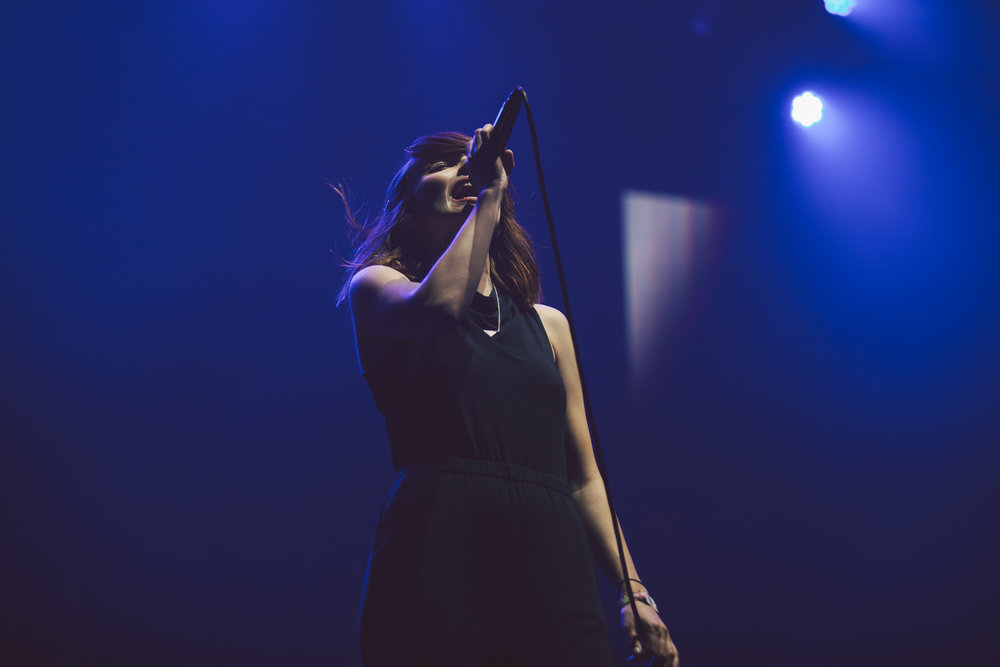 Chvrches:Pukkelpop:18th August 2016:Leah Henson8.jpg