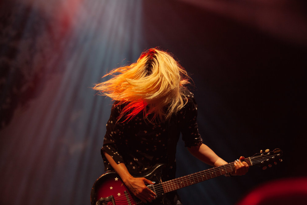 The Kills:Pukkelpop:18th August 2016:Leah Henson6.jpg