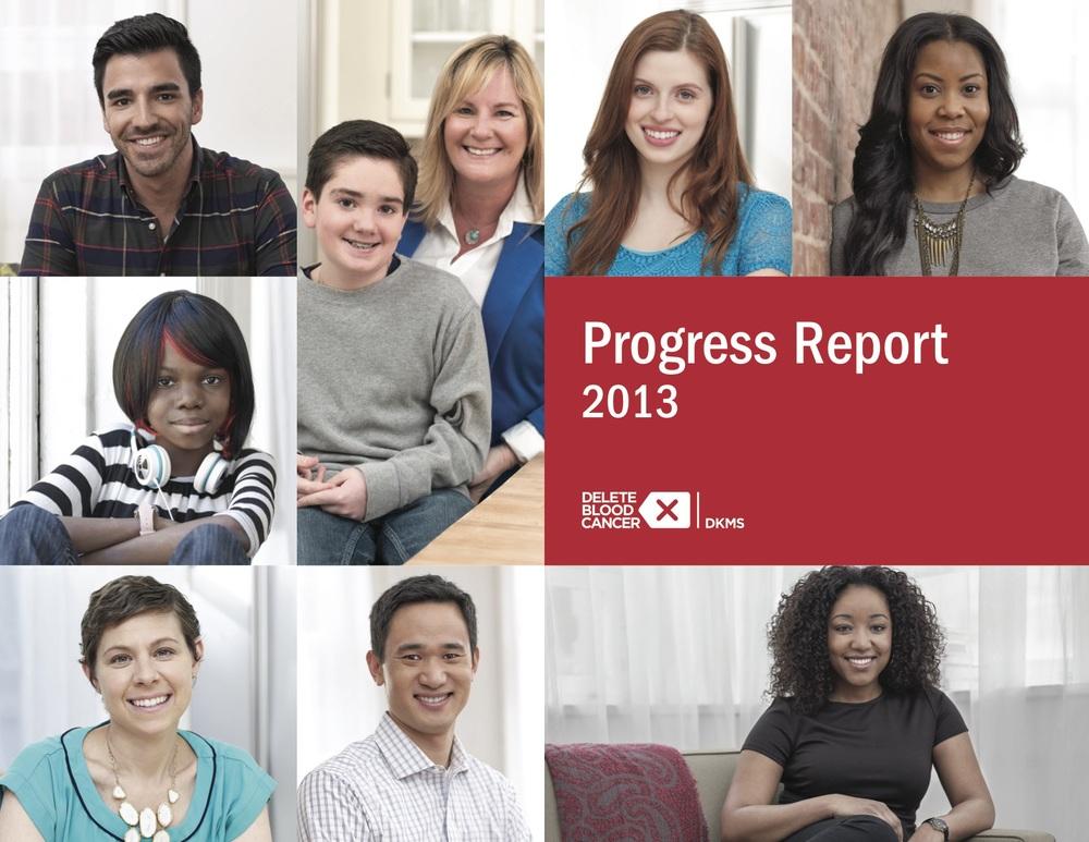 Delete Blood Cancer Progress Report