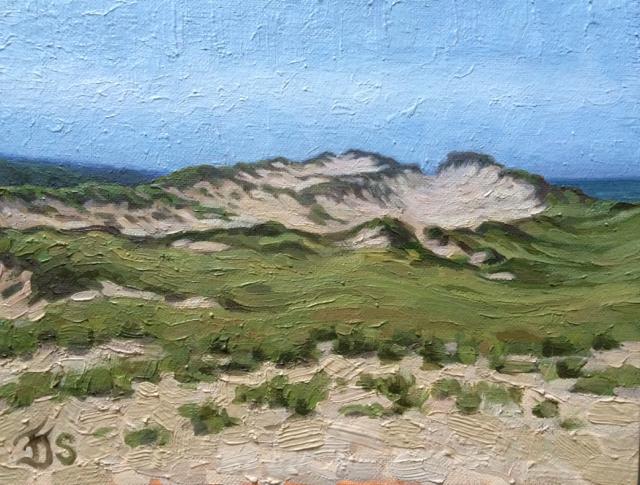 """""""Walking Dunes"""", 2016"""