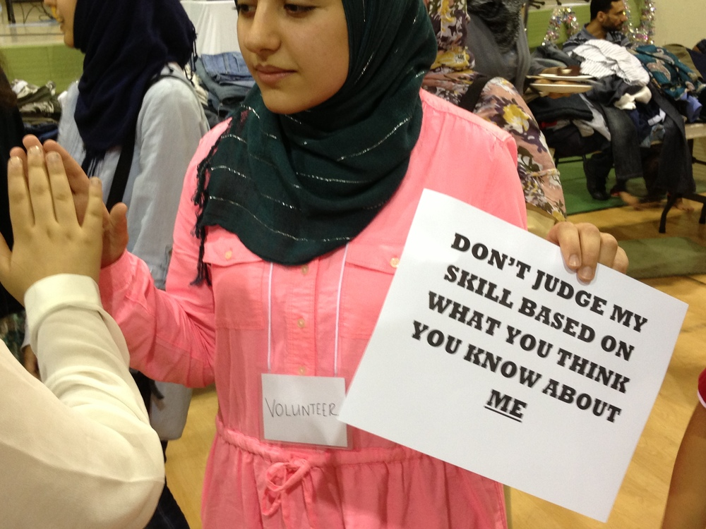 cultural day at london mosque2.JPG