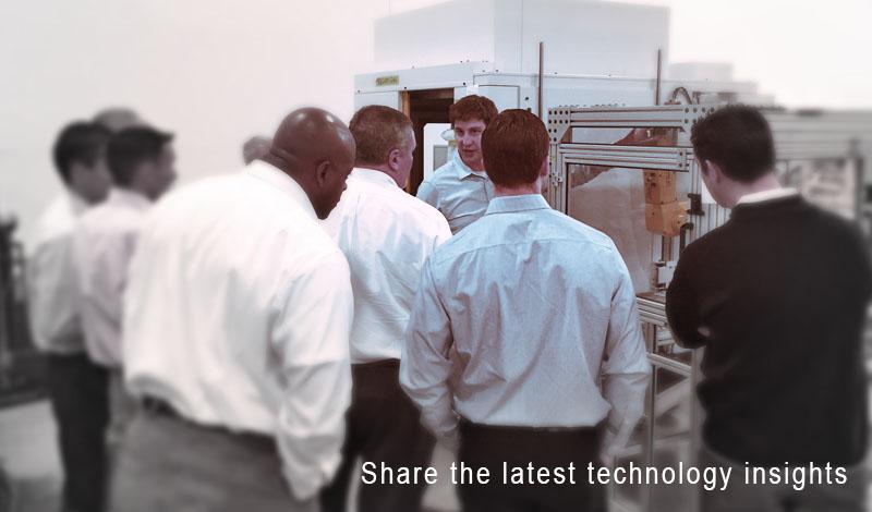 precision machining - - request a tour