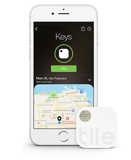 We've used our Tile device to find all sorts of lost items. It's why we decided it was time to create something special to protect it and give one of our favorite tech devices a new upscale look & feel.    About Tile: Tile is a bluetooth tracking device and app for finding valuable items - such as lost keys , wallets, or anything else that matters.