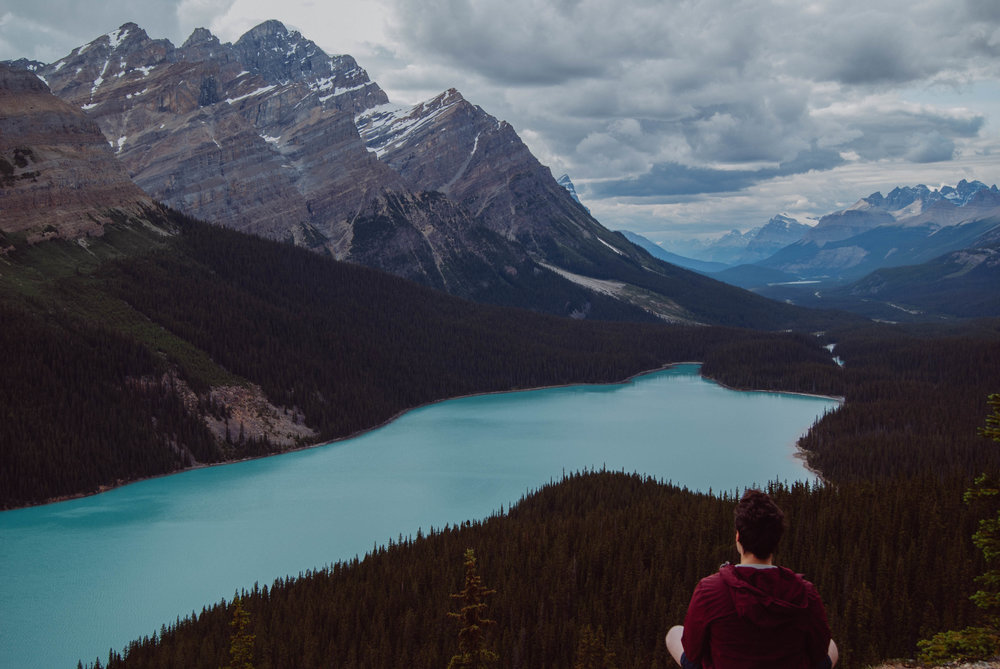 Location: Peyto Lake, AB