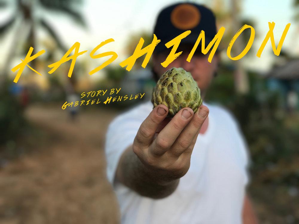 KASHIMON