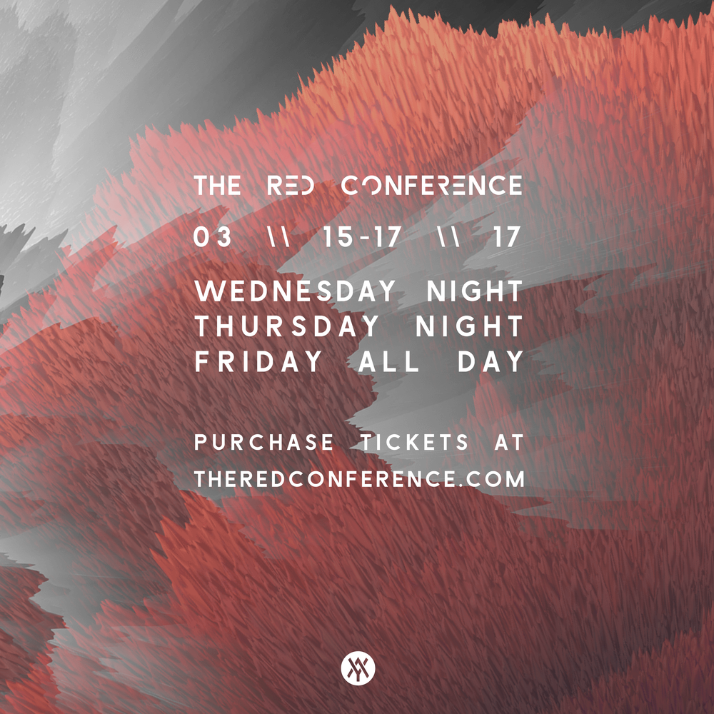 Red Conference Info Instagram 2