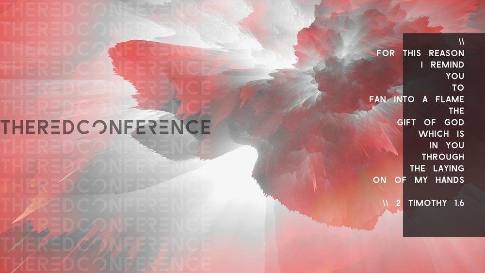 RedConference Background Desktop