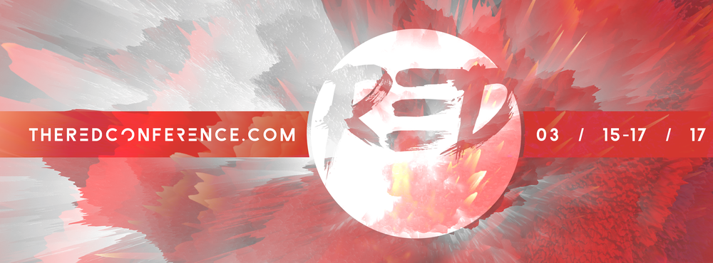 Red Conference FB Banner