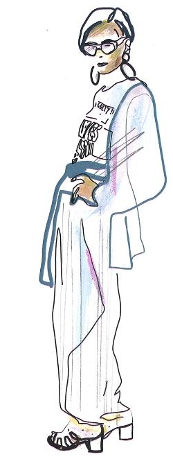 Illustration by Maria Lavigina
