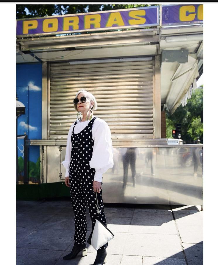 Photo: Josefina Andres Styling: Lara Tascon Courtesy: Vogue Espana