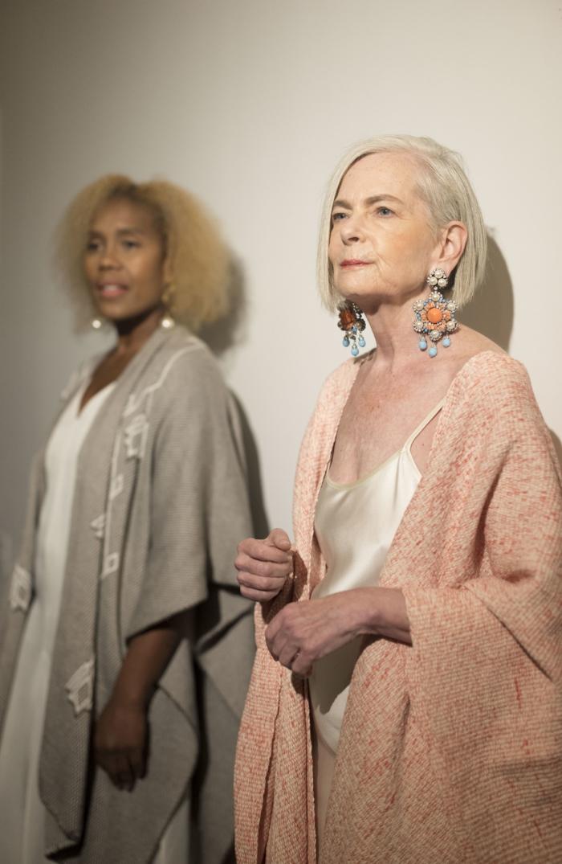 Clothing - @madebyvoz Hair + MUA - @maya_rene Other VOZ Women @iamjhibby