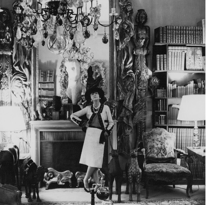 A Historic Look Into Coco Chanel's Home