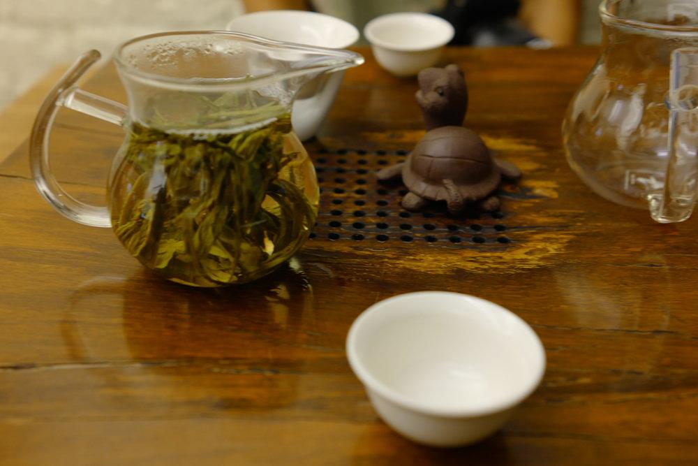 Antioxidant Rich: Green Tea