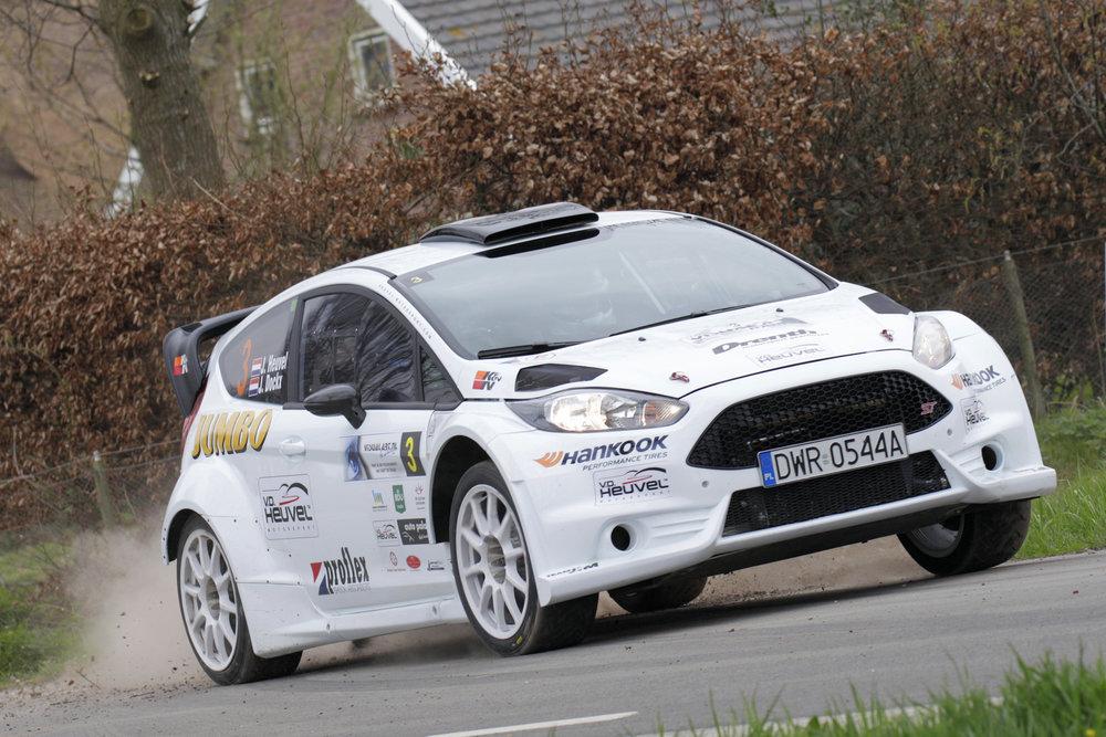Jim van den Heuvel - Jouri Dockx - Fiesta Proto