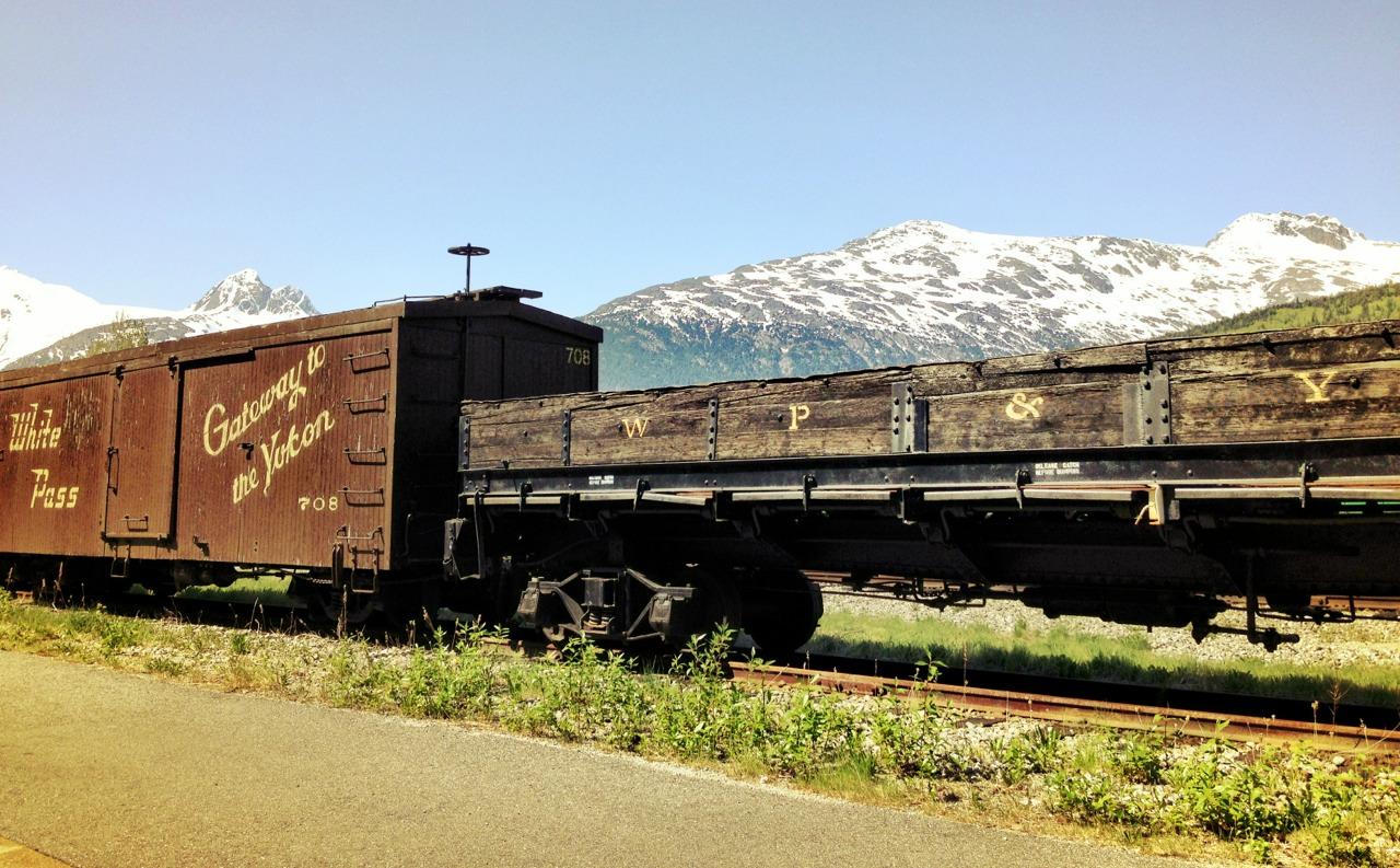 130526, Skagway, Alaska.