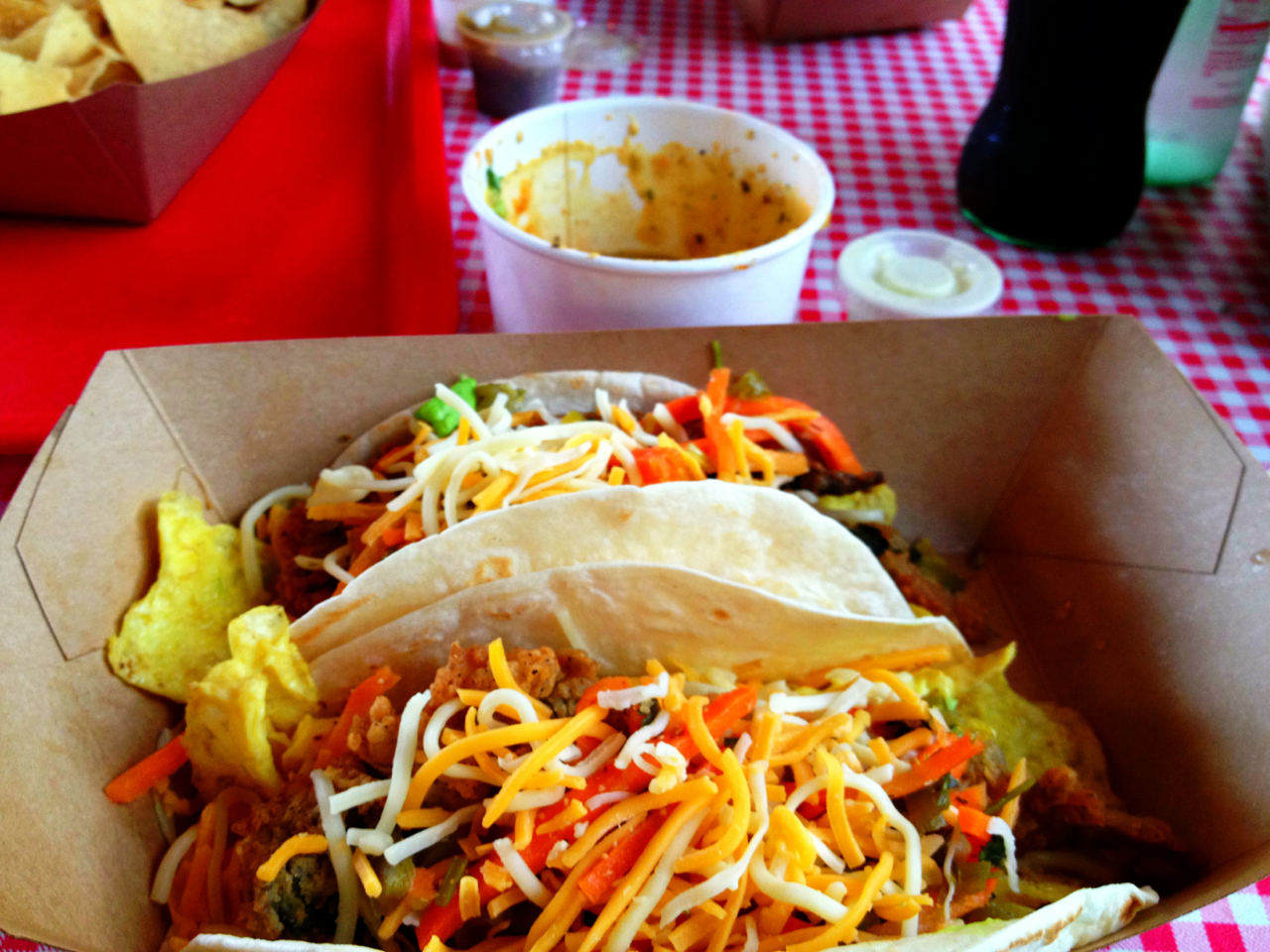 130309, even more specifically, thrilled to be at Torchy's Tacos.