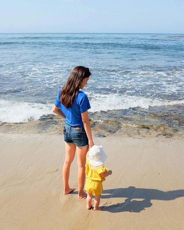 Ocean girl 💕 #lagunabeach