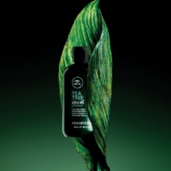 Paul Mitchell's Tea Tree Special Shampoo   quenches and hydrates thirsty hair from root to tip, while its special ingredients and tea tree oil rid hair of impurities. Safe on all hair types including color treated hair. Purify. Invigorate. Tingle.