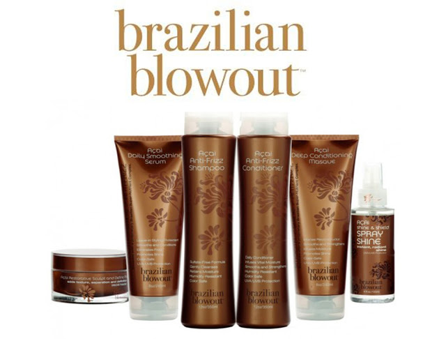 NOW INTRODUCING BRAZILIAN BLOWOUTS