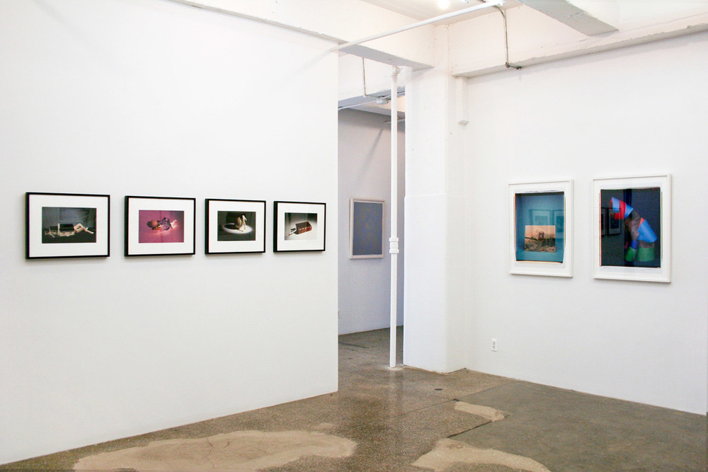 Installation View: Objects & Fictions