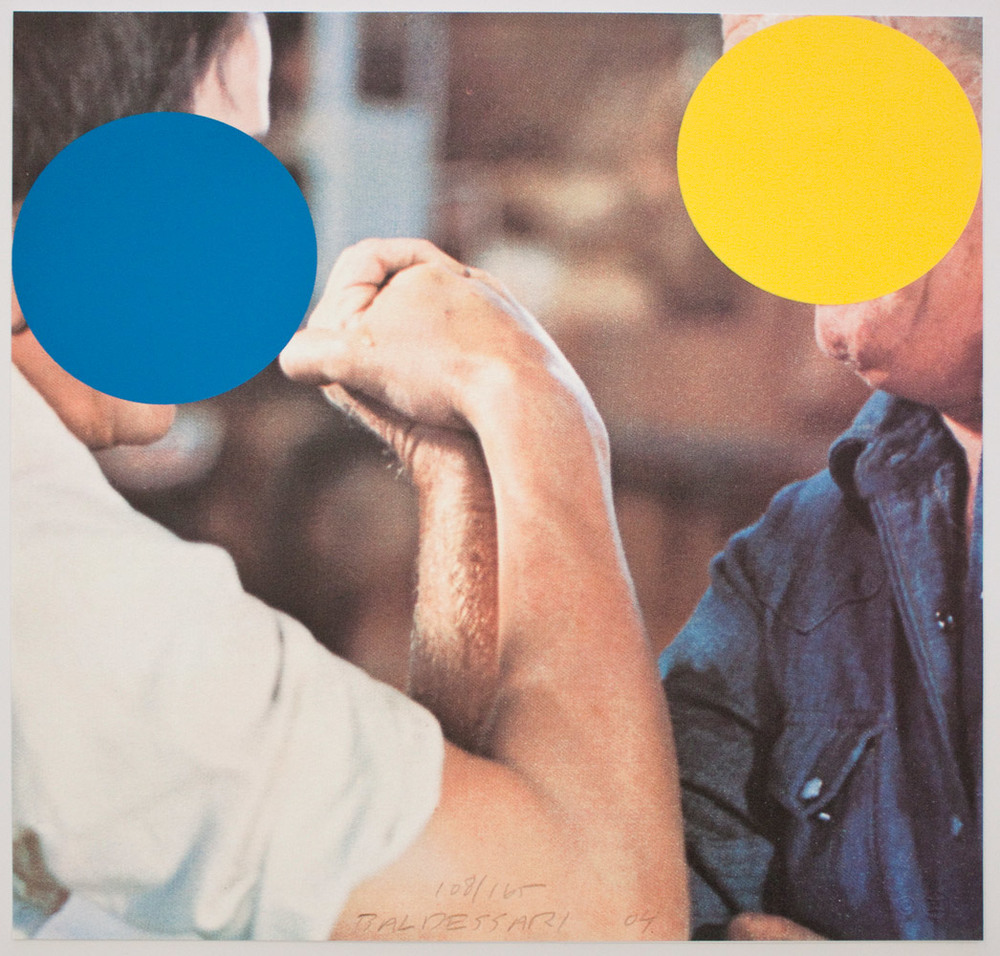 Two Opponents (Blue & Yellow)