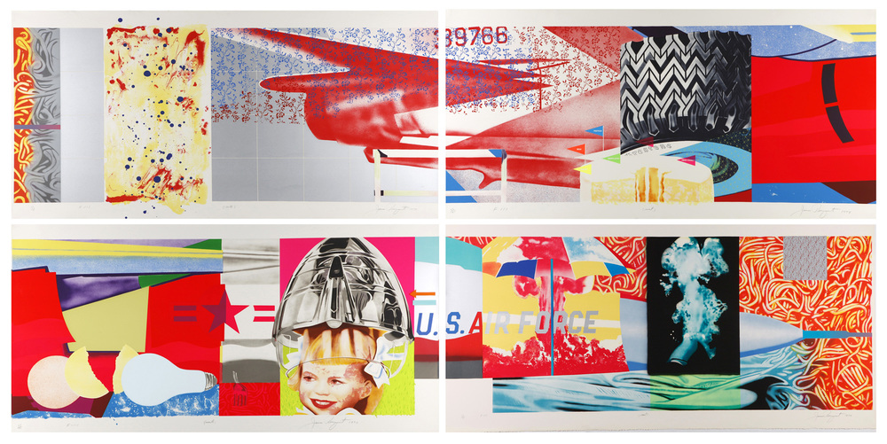 Image result for james rosenquist f111