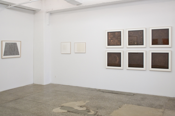 Installation View: Surface Tension