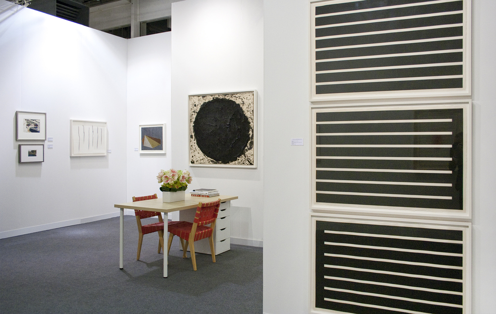 Installation View: Armory 2015