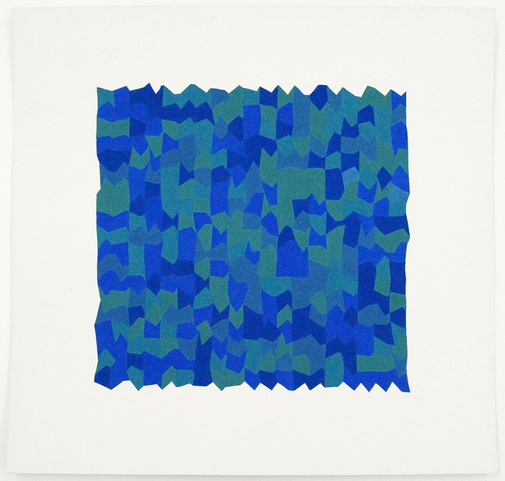 3 Verts et 3 Bleus