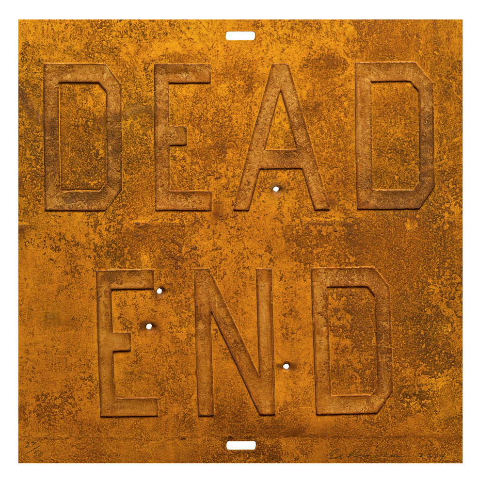 Rusty Signs - Dead End