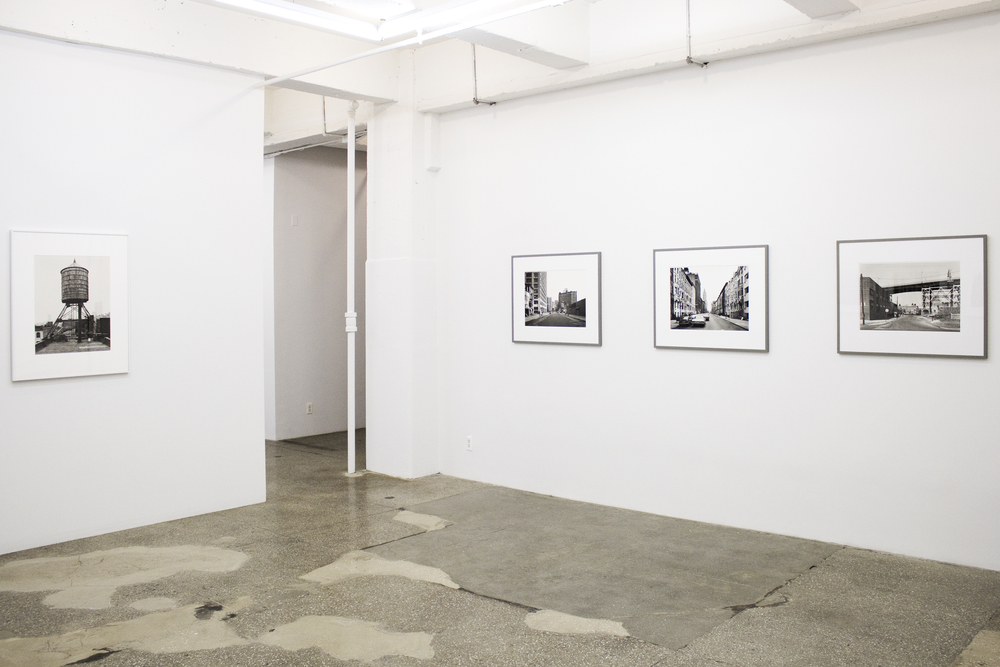 Installation View: New York Topographics