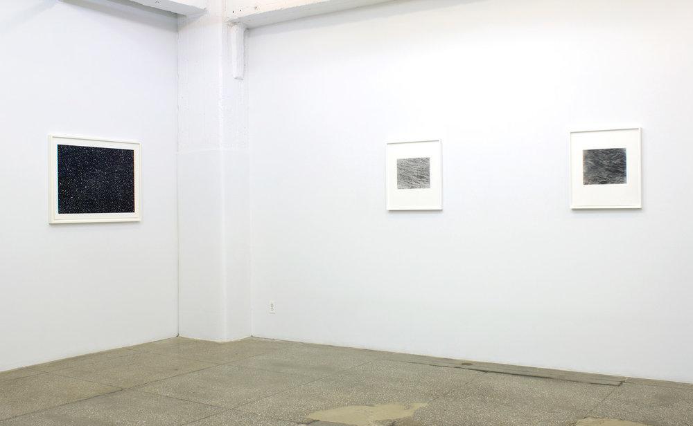 Installation View: Vija Celmins 2018: Recent Prints